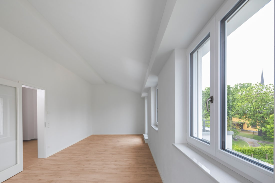 Architekt Kraus Schwabmünchen - Wohnen im Stadtgarten