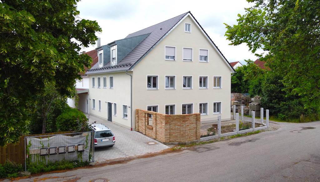 Haus E. - Hafnergraben Schwabmünchen
